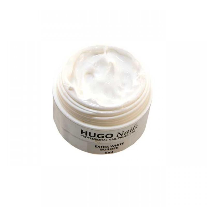HUGO Nails baltas formuojamasis gelis